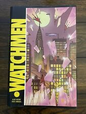 Watchmen 2nd Print Dc Hardcover 1987 Book Club Edition Alan Moore Dave Gibbons