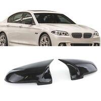 Carbon Spiegelkappen Sport zum Austausch für BMW 5er GT F07 F10 F11 F18 7er F01