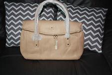 Kate Spade Cobble Hill Leslie Purse Handbag Satchel Palamino NWT