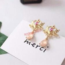 Sailor Moon 25th Anniversary Princess Serenity Tiara Earrings cosplay Jewelry