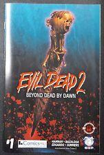Evil Dead 2 Beyond Dead By Dawn #1 Comicspro Comic Book Variant Sgp