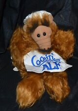 VINTAGE 1988 BURGER KING COOKING WITH ALF CHEF HAND PUPPET