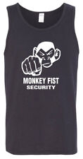Monkey Fist Security  TANK TOP - Kevin can Wait