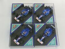 1/43 4x ONYX Red Bull Sauber Petronas C16 1997 Herbert Larini Morbidelli Fontana