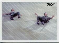 James Bond Archives 2015 Goldeneye Chase Card #85