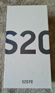Samsung Galaxy s20 FE Cloud Navy 128gb 4g Sim Free Smartphone Entsperrt UK...
