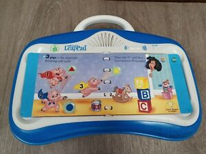 LEAPFROG LITTLE TOUCH LEAP PAD LEARNING SYSTEM BLUE