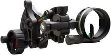 TruGlo AC Range Rover .019 Sight with Light and Zero-In Adjustment Dial Black