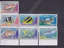 More details for seychelles mnh stamp set 2003 fish sg 922-935