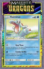 Kaiminus - SL07.5:Majesté des Dragons - 22/70 - Carte Pokemon Neuve Française