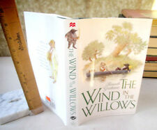 The WIND In The WILLOWS,1995,Kenneth Grahame,1st U.S. Ed,Illust,DJ