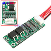 5S 15A Li-ion Lithium Battery BMS 18650 Charger Protection Board 18V 21V Cell