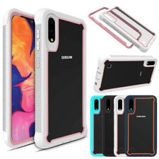 For Samsung Galaxy A10e Case Shockproof Bumper Hybrid Rugged Slim Phone Cover