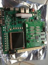Atmel stk1000 at32ap7000 Development Board, Linux, Ethernet, LCD IN SCATOLA ORIGINALE