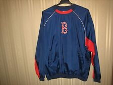 men's carl banks  red sox jacket size 2XL