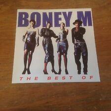 Boney M. - Best of - CD (1997) Soul Dance Pop Disco
