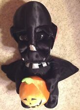 Star Wars Halloween Plush Darth Vader Porch Greeter Statue 21' Tall New
