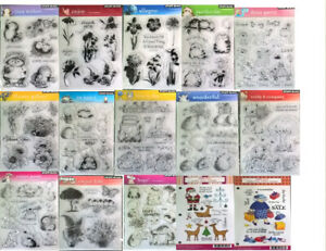 35 DIFFERENT DESIGNS OF UNMOUNTED STAMPS INCLUDING XMAS AND EVERYDAY