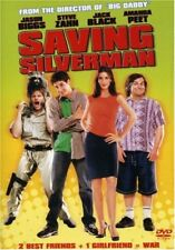 Saving Silverman (Dvd, 2004, Pg-13 Version) New