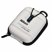 Nikon Hard Case CS-CSPRO1 white golf laser rangefinder COOLSHOT