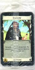 DOMINION Envoy PROMO CARDS RIO GRANDE GAMES ENG NEW FACTORY SEALED