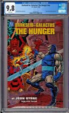 Darkseid Vs. Galactus: The Hunger #nn CGC 9.8 White Pages Silver Surfer Orion