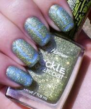 NEW! Sally Hansen CRACKLE OVERCOAT nail polish SAGE SMASH #11