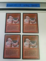 4x Orcish Captain | Fallen Empires | MTG Magic The Gathering Cards
