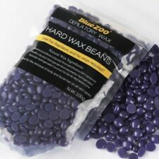 Brazilian Hard Wax Beads Beans Waxing Hair Removal No Strip Wax Lavender #2