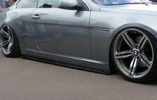 BMW E63 E64 M Performance M6 SIDE SKIRTS SIDESKIRTS ABS SILL COVERS Sport Tech
