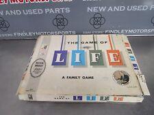 Vintage 1960 The Game of Life Milton Bradley