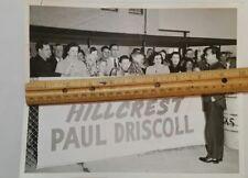 Black & White 8×10 Photo,Hillcrest,Paul Driscoll
