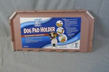 Dog Pad Holder Portable Tray for Pet Training and Puppy Pads Protection NEW