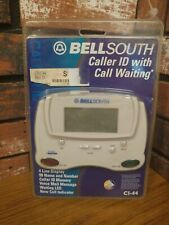 BellSouth Caller ID with Call Waiting Model CI-44 NOS