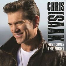 Chris Isaak - First Comes the Night [New CD] Deluxe Edition