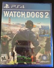 Watch Dogs 2 PS4 New Factory