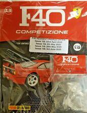 BUILD FERRARI  SUPERCAR F40  56cm 1:8 # 13