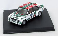 FIAT 131 ABARTH 6th RAC 1978 ROHRL/GEISTDORFER 1/43 TROFEU