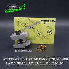 Attrezzo Chiusura smaglia catene smagliacatena per moto 5/8 passo 520-525-530