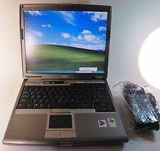 Dell Laptop Windows XP PRO 1.60 2GB Parallel port,RS232 Serial Port New 1 YR WTY