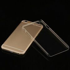 """New Transparent Ultra Thin Clear Crystal Hard Back Case Cover For iPhone 6 4.7"""""""