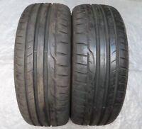 2 Sommerreifen Dunlop Sport Maxx RT * DSST RSC  205/45 R17 88W RA395