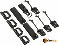 Auto Rücksitz Aufbewahrungstelefon Taschen Nylon Molle Pouch Panel Fahrzeug L9S9