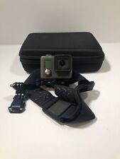 GoPro HERO Camera HWBL1 Waterproof HD Action Camera Head strap+ Case