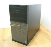 Dell Optiplex 3020 Windows 10 Tower PC Intel Core i5 4th Gen 3.0 4GB 320GB WiFi