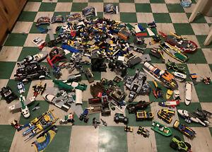 LEGO Lot Incomplete Sets 28 LBS StarWars City Batman Technic Avengers +more READ