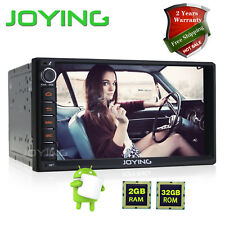 "Joying RAM 2GB HD 7"" Android6.0 2din Car Stereo Radio Quad Core GPS Navi DAB+ BT"