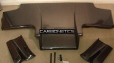 Nissan Skyline R32 GTR Top- Secret Rear Diffuser Type 1 With Fitting Kit Carbon