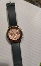 Marc by Marc Jacobs watch women rose gold