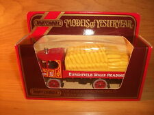 MATCHBOX - MODELS OF YESTERYEAR - Y- 18 - 1918 Atkinson Modèle D Steam Wagon